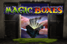 Демо автомат Magic Boxes