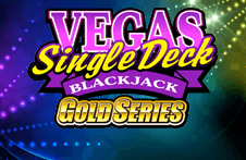 Демо автомат Vegas Single Deck Blackjack
